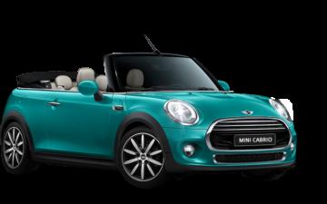 Buchen Mini Cooper autom. (via MC Car)