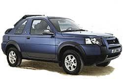 Buchen Land Rover Freelander