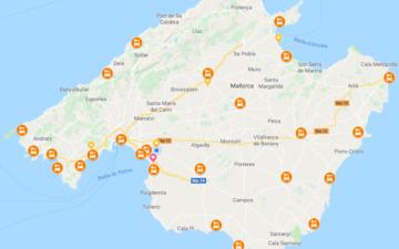 Hotel Zustellung Mallorca