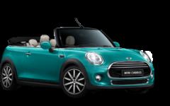 Mini Cooper autom. (via MC Car)